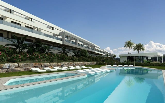 2 bedroom Apartment for sale in Marbella with garage - € 181,200 (Ref: 4335298)