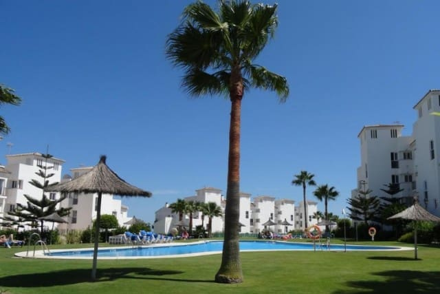 2 bedroom Apartment for sale in Marbella with pool garage - € 170,000 (Ref: 4335316)
