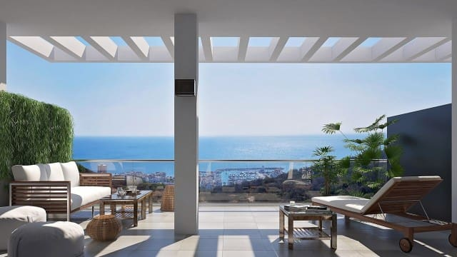 2 bedroom Apartment for sale in Marbella with garage - € 129,800 (Ref: 4335353)
