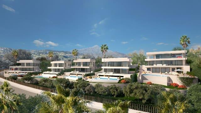 4 bedroom Villa for sale in Marbella with pool garage - € 1,100,000 (Ref: 4335523)