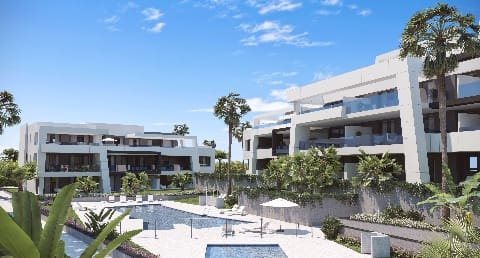 4 bedroom Apartment for sale in Marbella with pool garage - € 401,000 (Ref: 4335596)