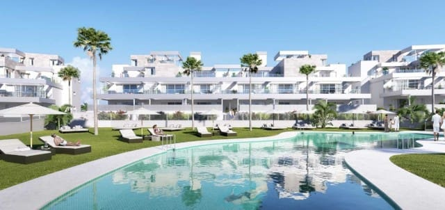 3 bedroom Apartment for sale in Marbella with garage - € 391,000 (Ref: 4335603)