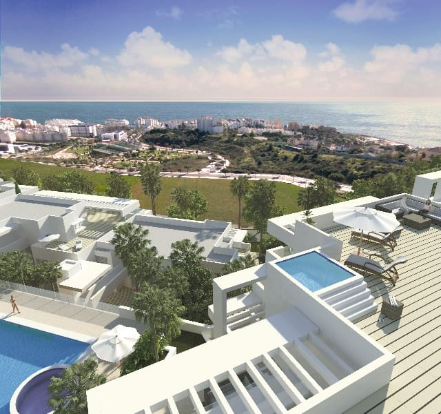 2 bedroom Apartment for sale in Marbella with pool garage - € 333,000 (Ref: 4335631)