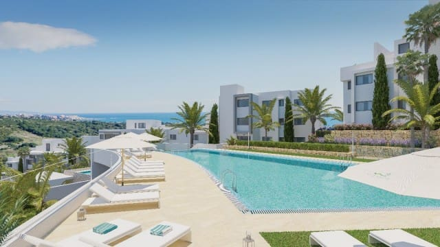 2 bedroom Apartment for sale in Marbella with garage - € 236,000 (Ref: 4335797)