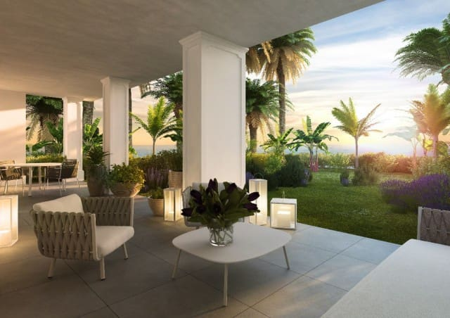 2 bedroom Apartment for sale in Marbella with pool - € 224,003 (Ref: 4335825)