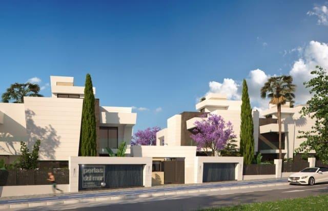 4 bedroom Villa for sale in Marbella with pool garage - € 1,840,000 (Ref: 4434514)