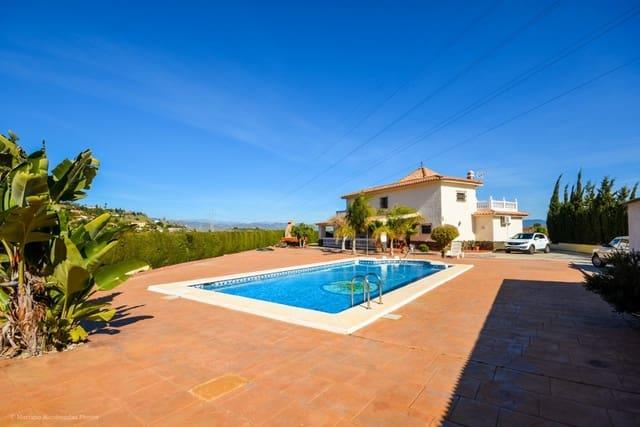 5 quarto Quinta/Casa Rural para venda em Alhaurin de la Torre com piscina garagem - 539 000 € (Ref: 3336851)