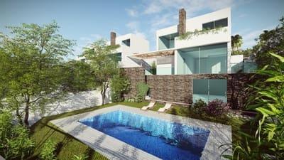 4 Zimmer Villa zu verkaufen in Mijas Golf mit Pool Garage - 615.000 € (Ref: 3738876)