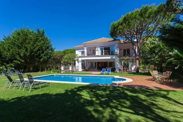 7 quarto Moradia para venda em Las Chapas com piscina - 1 350 000 € (Ref: 3808829)