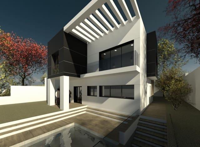 Chalet de 4 habitaciones en La Sierrezuela en venta con piscina - 495.000 € (Ref: 3961529)