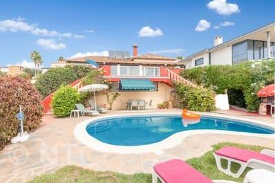 3 Zimmer Villa zu verkaufen in Punta de la Chullera mit Pool Garage - 550.000 € (Ref: 4166541)