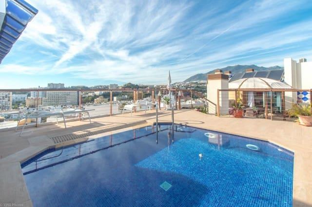 4 makuuhuone Kattohuoneisto myytävänä paikassa Benalmadena Costa mukana uima-altaan - 840 000 € (Ref: 4308848)