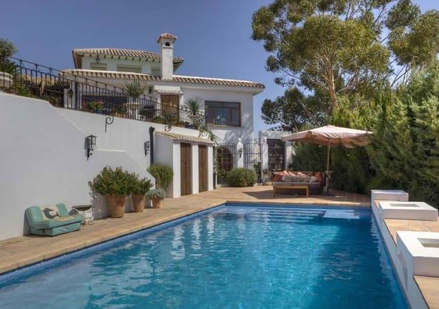 6 quarto Quinta/Casa Rural para venda em Alhaurin el Grande com garagem - 1 750 000 € (Ref: 4444062)