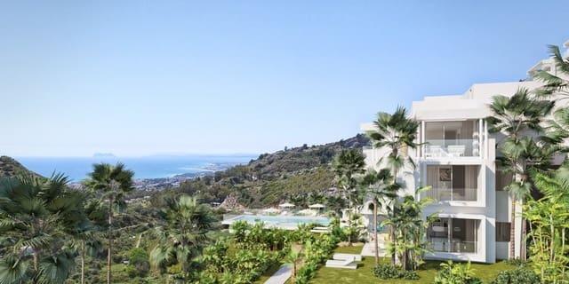 3 Zimmer Penthouse zu verkaufen in Ojen mit Pool Garage - 765.000 € (Ref: 4518416)