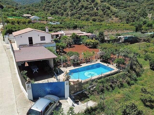 4 quarto Quinta/Casa Rural para venda em Monda com piscina garagem - 265 000 € (Ref: 4599042)