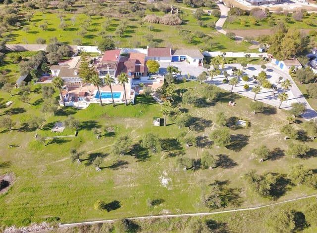 10 quarto Quinta/Casa Rural para venda em Alhaurin el Grande com piscina garagem - 1 295 000 € (Ref: 4725992)