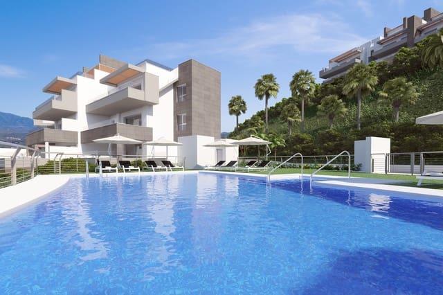 2 soveværelse Lejlighed til salg i Mijas Golf med swimmingpool garage - € 293.500 (Ref: 4822120)