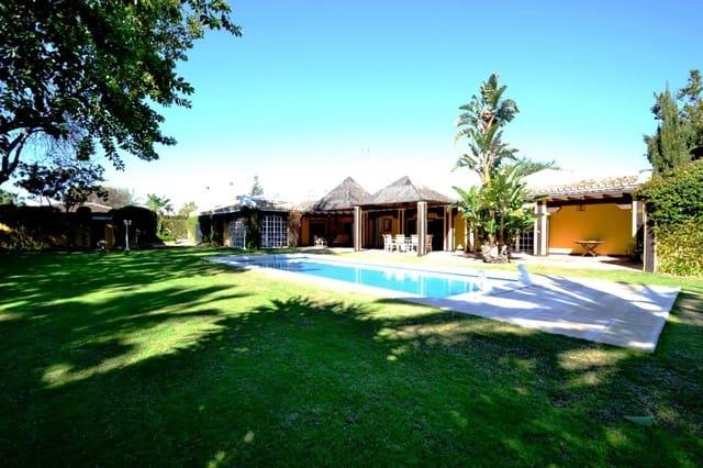 5 quarto Moradia para venda em Guadalmina com piscina garagem - 2 121 000 € (Ref: 4833639)