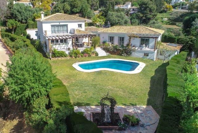 4 soveværelse Villa til salg i Mijas med swimmingpool garage - € 1.200.000 (Ref: 5156672)
