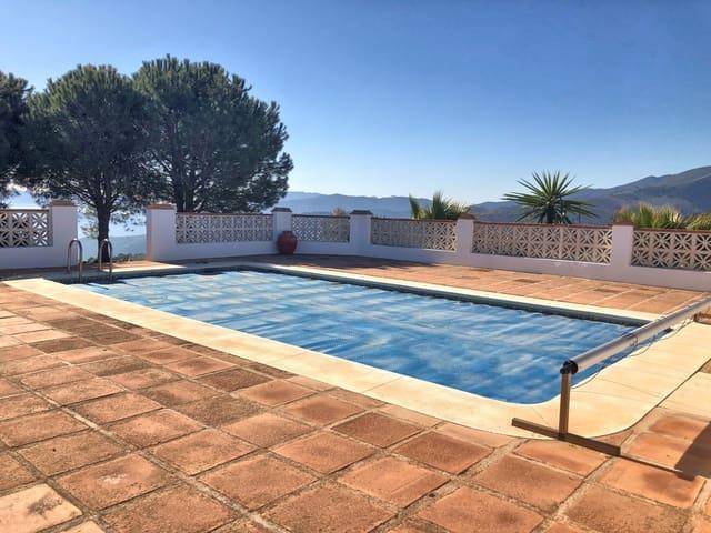Finca/Casa Rural de 3 habitaciones en Yunquera en venta con piscina - 299.995 € (Ref: 5156708)