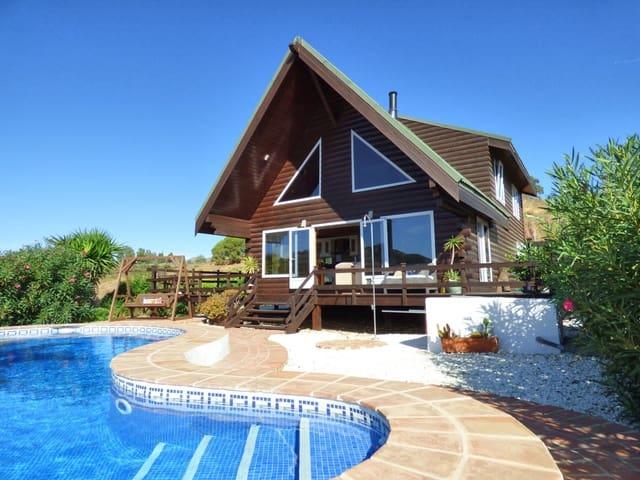 3 makuuhuone Maalaistalo myytävänä paikassa Mijas mukana uima-altaan - 399 000 € (Ref: 5156721)