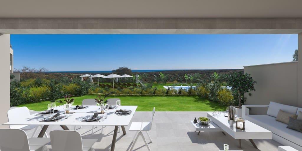 Apartamento de 3 habitaciones en Sotogrande en venta con piscina - 346.000 € (Ref: 5389951)