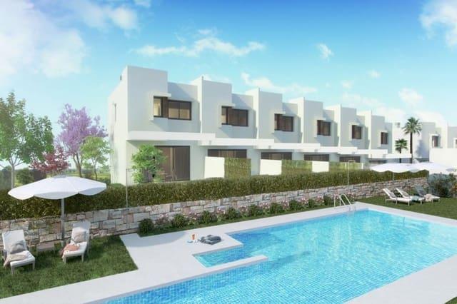 4 sovrum Radhus till salu i Alhaurin de la Torre med pool garage - 295 000 € (Ref: 5390241)