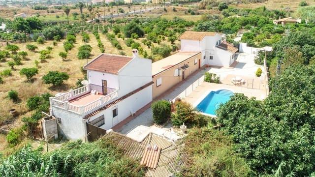 8 soverom Finca/Herregård til salgs i Alhaurin de la Torre med svømmebasseng - € 405 000 (Ref: 5462842)