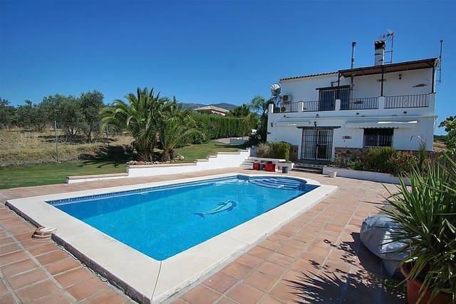 4 makuuhuone Maalaistalo myytävänä paikassa Alhaurin el Grande mukana uima-altaan - 299 000 € (Ref: 5499003)