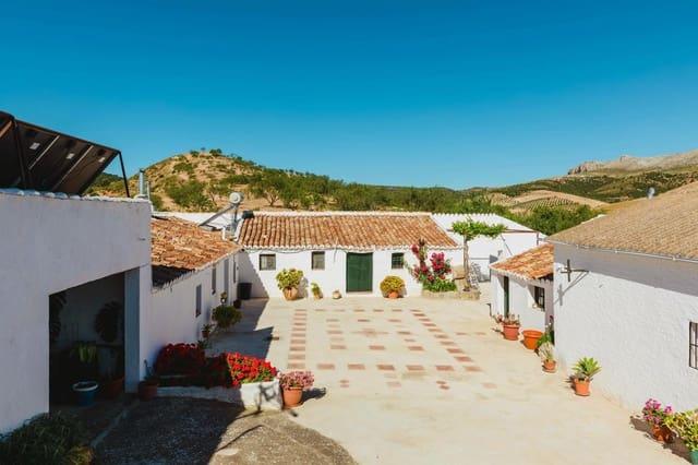 4 quarto Quinta/Casa Rural para venda em Ardales com garagem - 799 000 € (Ref: 6114595)
