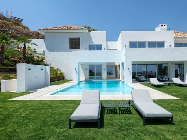 5 soveværelse Villa til salg i El Paraiso med swimmingpool garage - € 2.950.000 (Ref: 6114600)