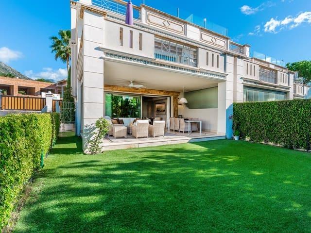 5 soveværelse Byhus til salg i Marbella med swimmingpool garage - € 1.995.000 (Ref: 6114669)