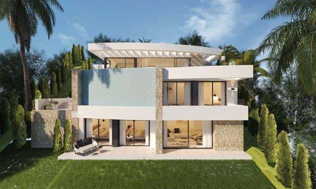 5 quarto Moradia para venda em Mijas com piscina - 1 500 000 € (Ref: 6114709)