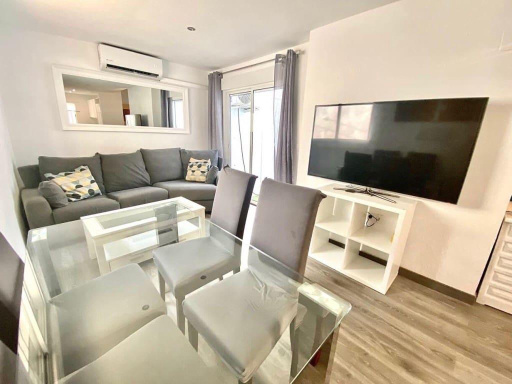 4 soveværelse Semi-Rækkehus til salg i Las Chapas - € 179.000 (Ref: 6114875)