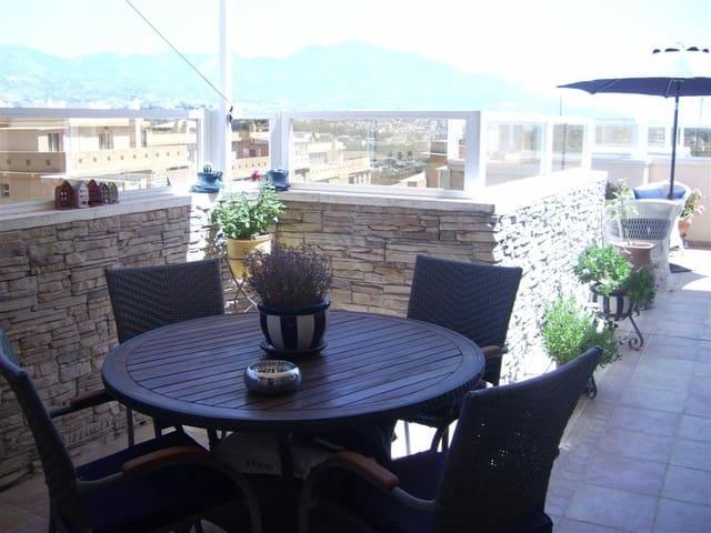 3 soveværelse Penthouse til salg i Mijas Costa med swimmingpool garage - € 445.000 (Ref: 6114878)