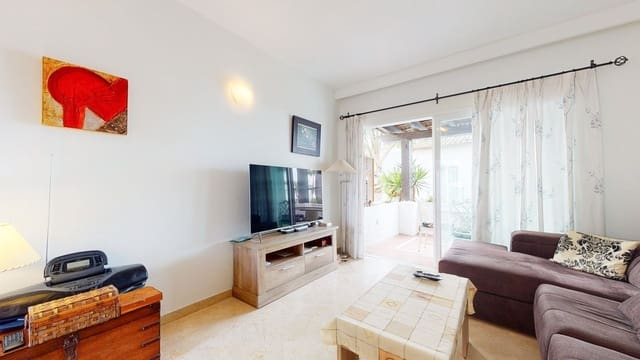 1 makuuhuone Kattohuoneisto myytävänä paikassa Cancelada mukana uima-altaan - 162 000 € (Ref: 6115261)