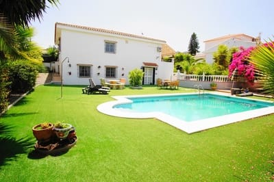 6 bedroom Villa for sale in Alhaurin de la Torre with pool garage - € 399,000 (Ref: 4769978)