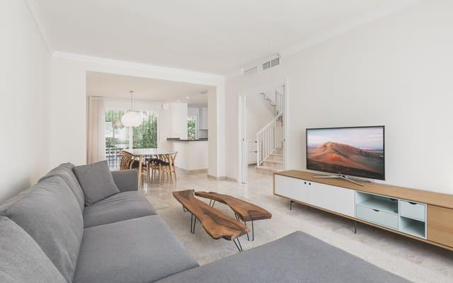 3 slaapkamer Huis te huur in Marbella met zwembad - € 1.800 (Ref: 5523787)