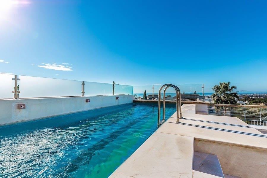 Pareado de 5 habitaciones en Marbella en alquiler vacacional con piscina - 10.000 € (Ref: 5523800)