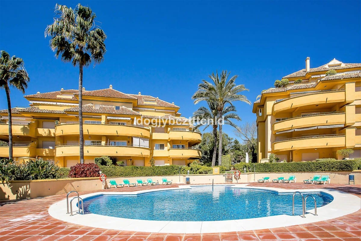 3 bedroom Apartment for sale in Marbella with pool garage - € 469,000 (Ref: 4625664)