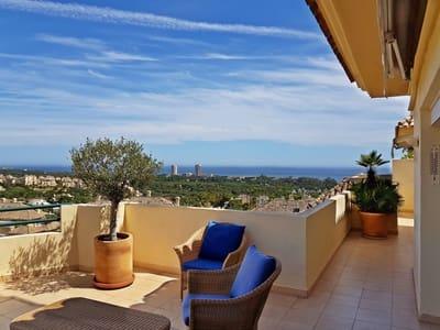 2 Zimmer Penthouse zu verkaufen in Marbella mit Pool Garage - 749.000 € (Ref: 4625673)