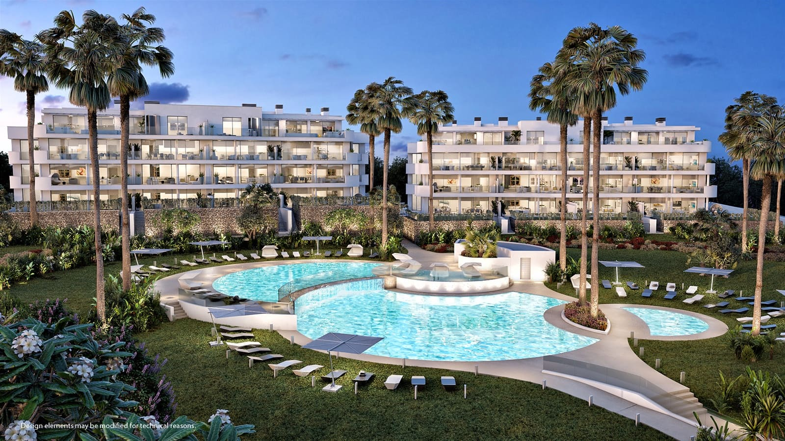 3 bedroom Penthouse for sale in Marbella with pool garage - € 730,000 (Ref: 4679845)