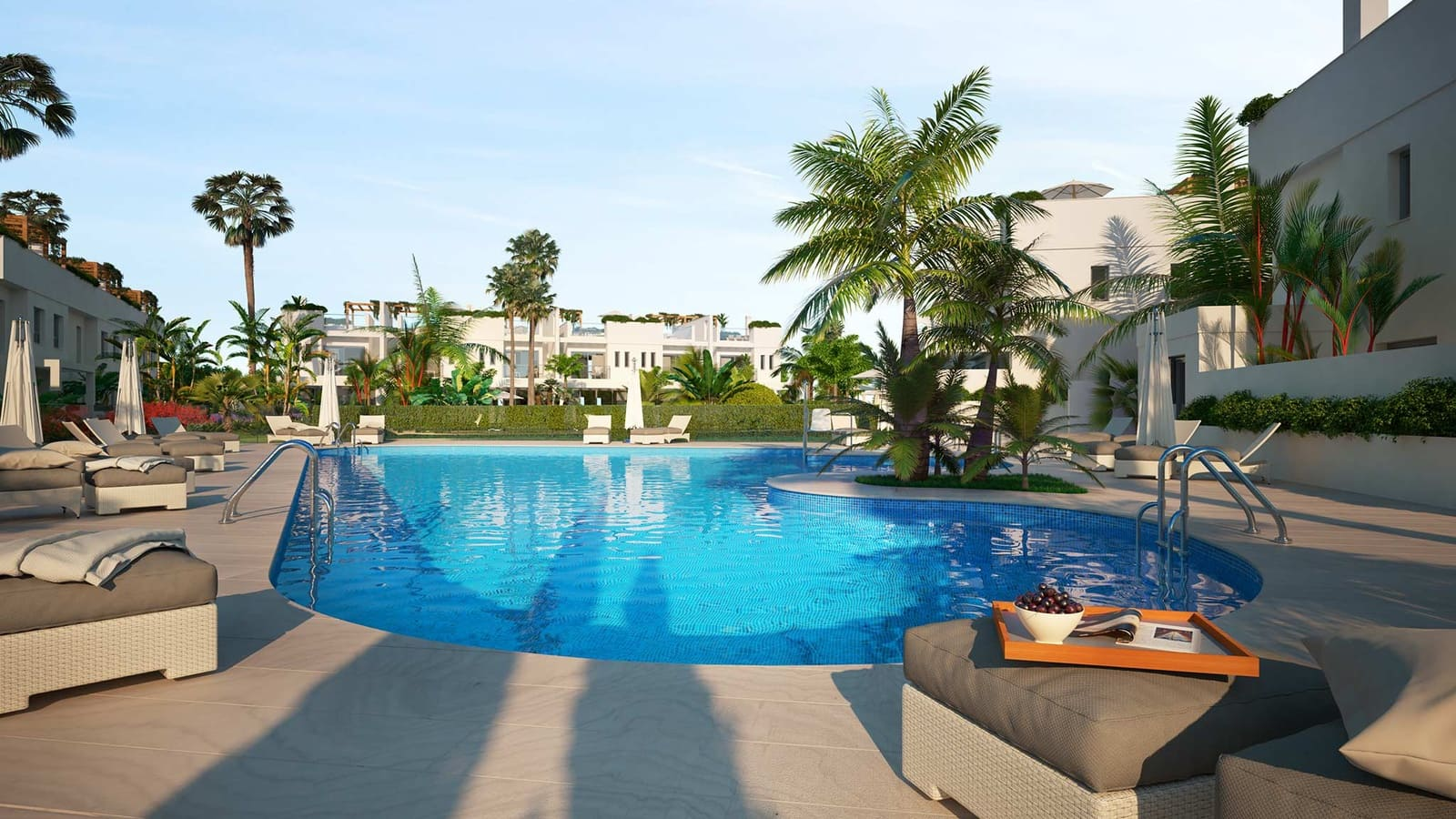 3 bedroom Townhouse for sale in Marbella with pool garage - € 415,000 (Ref: 4704122)