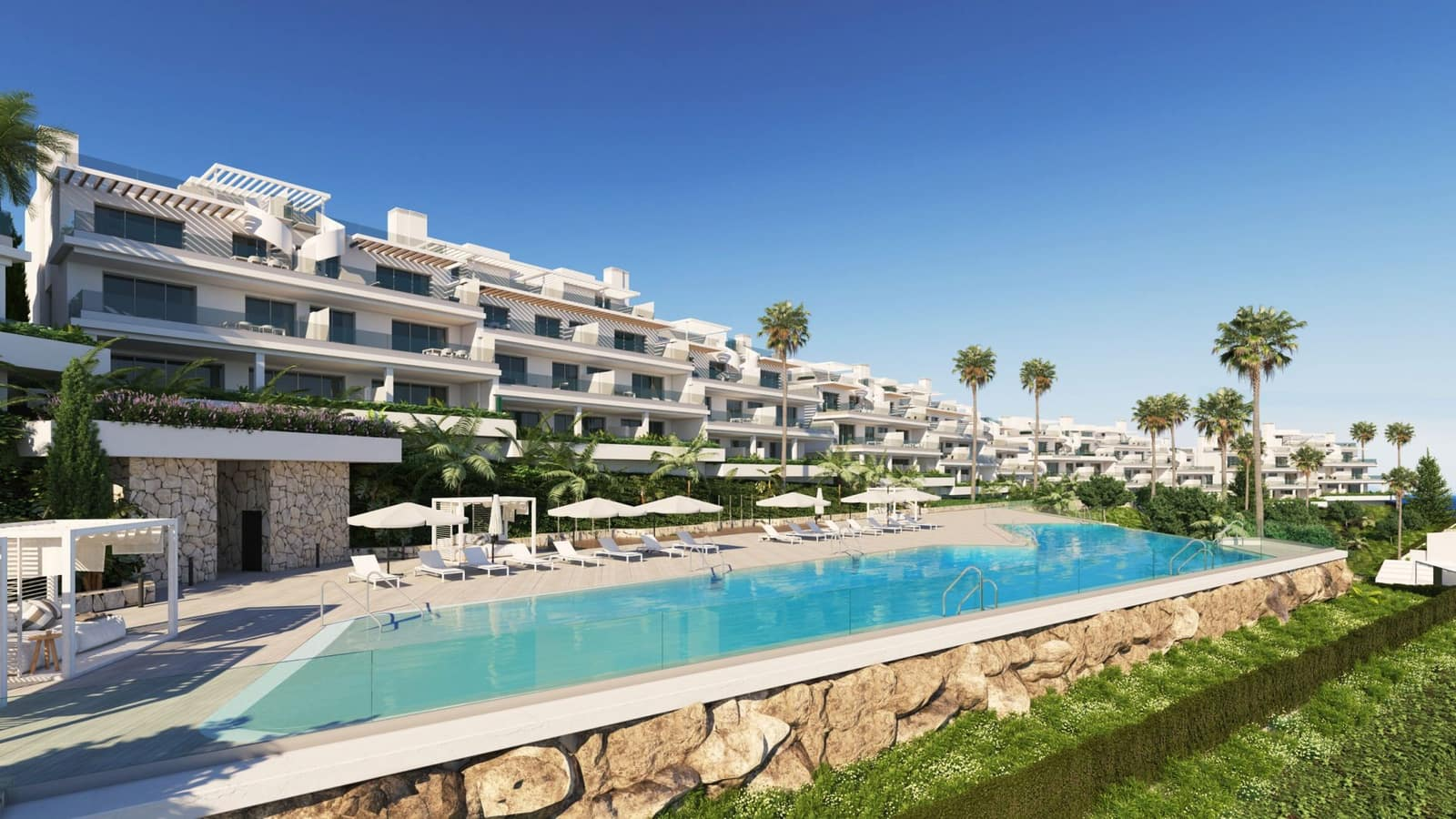 2 bedroom Apartment for sale in Marbella with pool garage - € 270,000 (Ref: 4707629)
