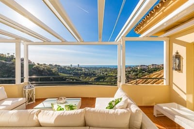 3 bedroom Penthouse for sale in Marbella with pool garage - € 695,000 (Ref: 5072457)
