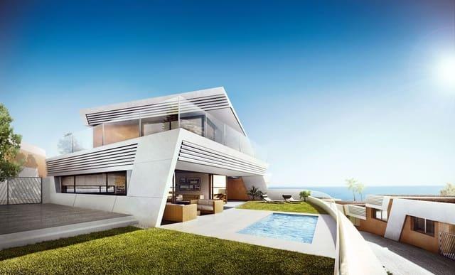 3 sovrum Hus till salu i Mijas Costa med pool garage - 400 000 € (Ref: 5530256)