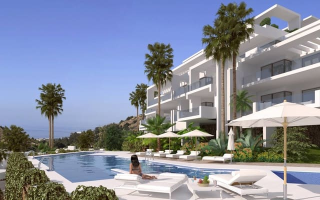 2 Bedroom Apartment For Sale In Marbella With Pool 440 000 Ref 3336499