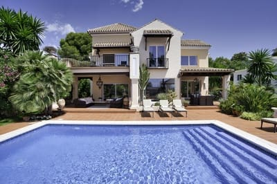 5 sovrum Villa till salu i Marbella med pool - 2 800 000 € (Ref: 5368575)