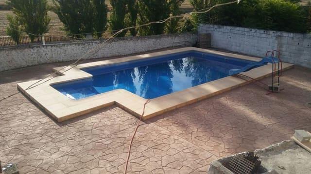 4 chambre Villa/Maison Semi-Mitoyenne à vendre à Illora avec garage - 200 000 € (Ref: 3175196)