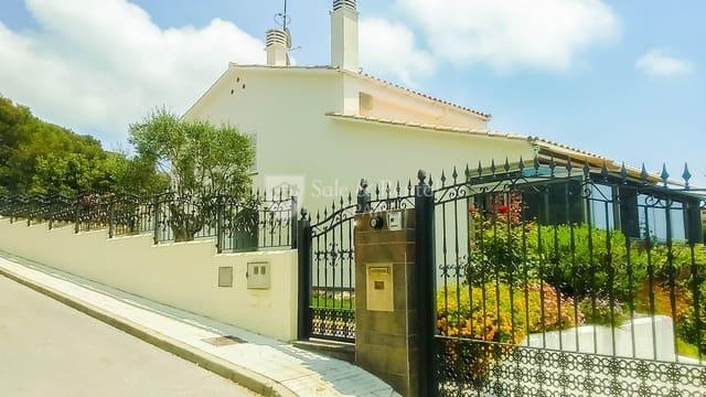 3 chambre Villa/Maison à vendre à Santa Susanna avec piscine garage - 386 250 € (Ref: 4575021)